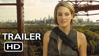 The Divergent Series: Allegiant Official Trailer #2 (2016) Shailene Woodley Sci-Fi Movie HD