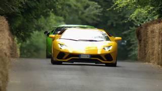 """مهرجان """"غود وود"""" للسيارات السريعة في بريطانيا - 4TECH"""