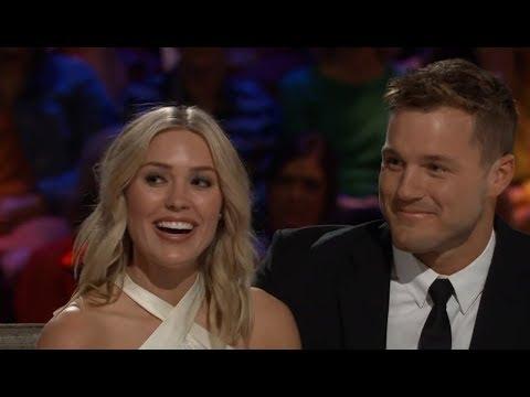 The Bachelor Colton Underwood Cassie Randolph In Love