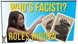 Secret Hitler | Will The Nazis Be Stopped!? Ft. Smosh Games (ROLES HIDDEN)