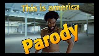 This Is America, So Call Me Maybe - Parody - Childish Gambino(Donald Glover), Carly Rae Jepsen