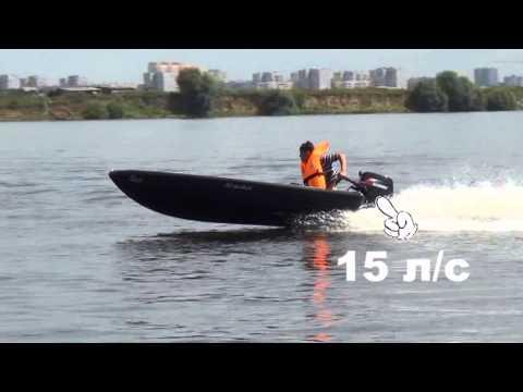 прокат лодок с мотором на оке
