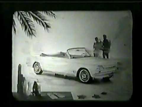 1963 Chevrolet Corvair Vintage Filmstrip