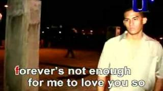 Sarah Geronimo - Forever's Not Enough (Karaoke)