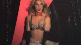 DERRICK BARRY AS BRITNEY SPEARS CIRCUS WOMANIZER