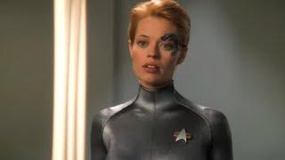 Seven of Nine, best moments | Season 4 - Star Trek: Voyager