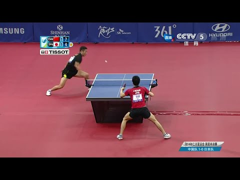 2014 Asian Games MT SF1 CHINA Vs JAPAN HD Full Match Chinese