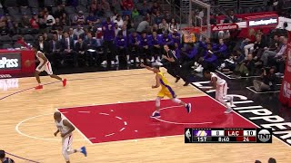 Quarter 1 One Box Video :Clippers Vs. Lakers, 10/12/2017