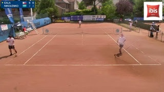 EALA Alexandra (PHI) VS NIKOLENKO Tatyana (KAZ) - Court 12