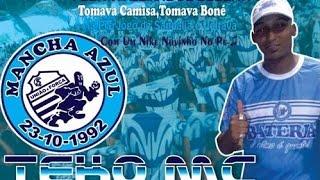 Bonde Dos Bolado  - Mancha Azul CSA - Teko Mc