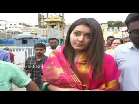 Xxx Mp4 ఏంటీ మీ అందరూ వచ్చారా Heroine Rashi Khanna Tirumala Darshanam 3gp Sex