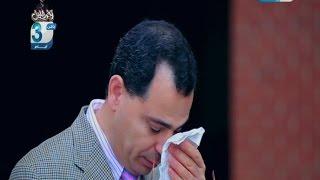 مصرتستطيع | د. أحمدالشافعي يبكي متأثراً عند الحديث عن اساتذته فى جامعة المنصورة