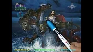 18. El Apocalipsis Capítulo 16-18. La 7a Copa: La Caída de la Babilonia.  (Curso Católico)