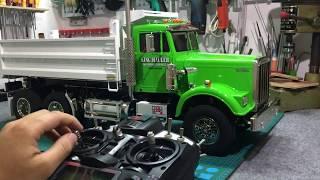 King hauler dump truck 1/14 - RC scale saigon Mr Son 0912160160