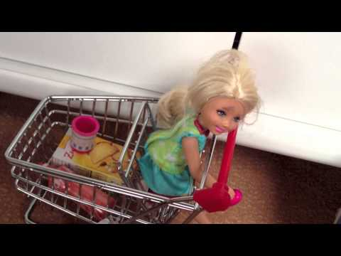 Grocery Shopping A barbie film