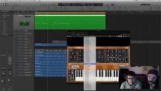 Creating a Bassline in Logic Pro X - Illyus & Barrientos [UNCUT]
