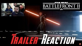 Star Wars Battlefront 2 Angry Trailer Reaction
