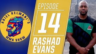 Rashad Evans remembers Glenn Robinson | Ariel Helwani's MMA Show | ESPN