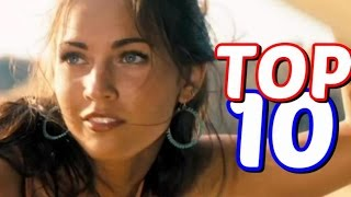 Top 10 Sexiest Female Characters