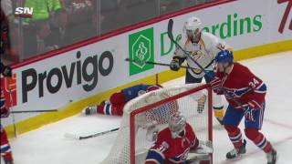 Emelin furious after non-call on brutal Fisher hit