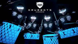Drumbots - Opening Act - Lenovo Conference 2017 - FROG Group