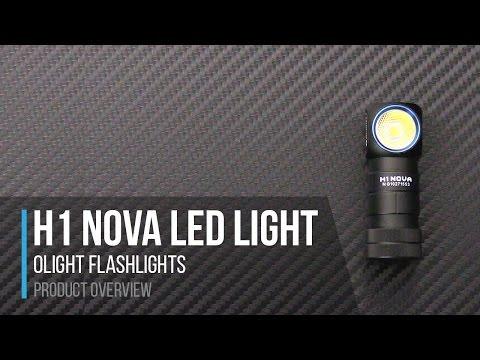 Xxx Mp4 Olight H1 Nova Head Lamp Pocket LED Flashlight Overview 3gp Sex