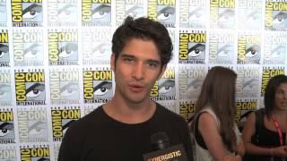 Teen Wolf stars thank YOU for 3rd Season!!! - Comic-Con 2012