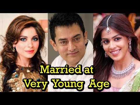 Xxx Mp4 Top 10 Bollwood Celebrity Who Married At Very Early Age 2017 3gp Sex