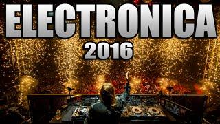 MÚSICA ELECTRÓNICA 2016, Lo Mas Nuevo - Electronic Music Mix 2016 / Con Nombres (N° 4)