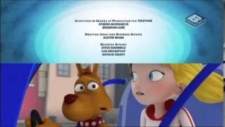 Inspector Gadget (2015) Credits