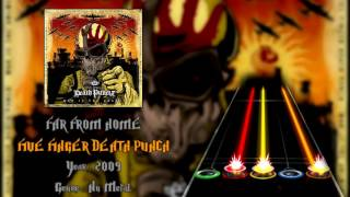 Five Finger Death Punch - Far From Home (GH3+, PS & CH Custom Song)