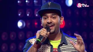 Paras Jetly – Tum Jo Mil Gaye Ho | The Blind Auditions | The Voice India 2