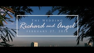 Richard and Angel | The Wait Is Over