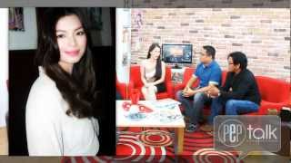 """PEP Talk exclusive: Marian Rivera on working with Angel Locsin: """"Walang problema..."""""""