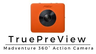 Madventure - 360° 4K Action Camera - Review