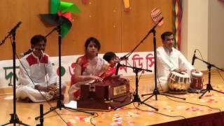 2016 Bengali New Year, Pohela Boishakh, US Embassy of Washington DC performance by Aupsara Banik