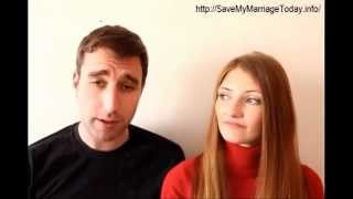 Save My Marriage Today Review - A Couple