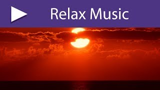 Tranquility at Sunset: Deep Relaxation Music, New Age Healing Sounds