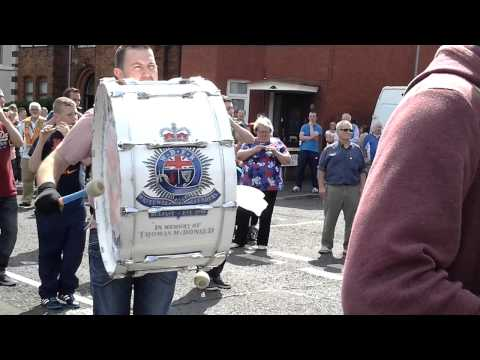 PART2 DAY 324 ORANGE ORDER ATTEMPT TO WALK HOME WOODVALE RD 31ST 5HT