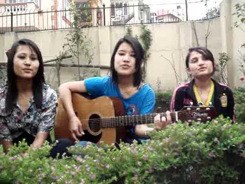 Meninas dos Olhos de Deus Nepal