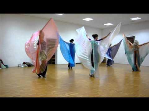 Taneční studio MONA ISIS Wings Workshop