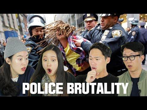 Xxx Mp4 Koreans React To American Police Brutality Korean Bros 3gp Sex