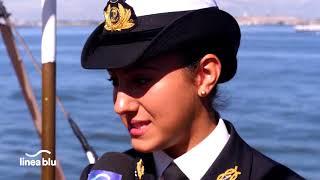 Marina Militare - Linea Blu - Cartoline da Nave Vespucci - New York