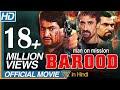 Baroodh Hindi Dubbed Full Length Movie || Jr. NTR, Rakshita || Eagle Hindi Movies