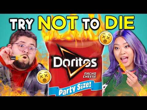 Try Not To Die Challenge 2 React