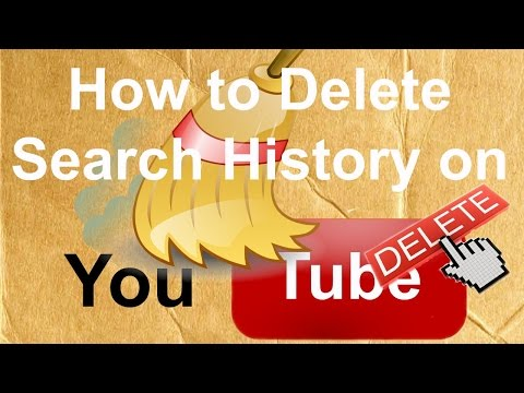 How To Delete Search History on Youtube | Stop Youtube From Saving Search History