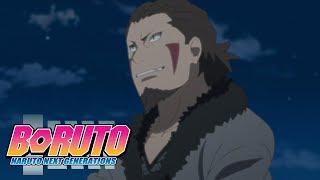 Kiba vs Tamaki | Boruto: Naruto Next Generations