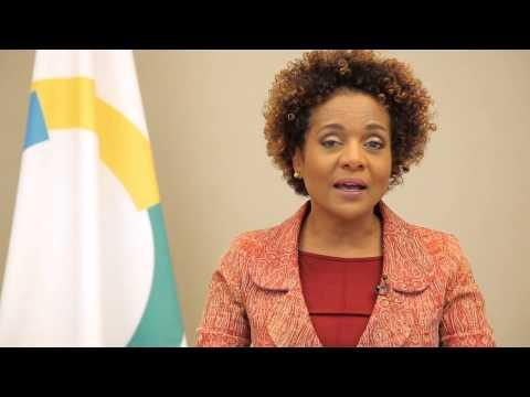 Message d'appui au PCBF de la Secrétaire Générale de l'OIF