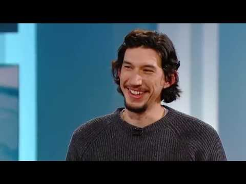Adam Driver On Shooting The Awkward Sex Scenes In Girls