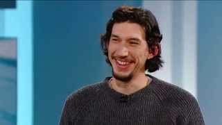 Adam Driver On Shooting The Awkward Sex Scenes In